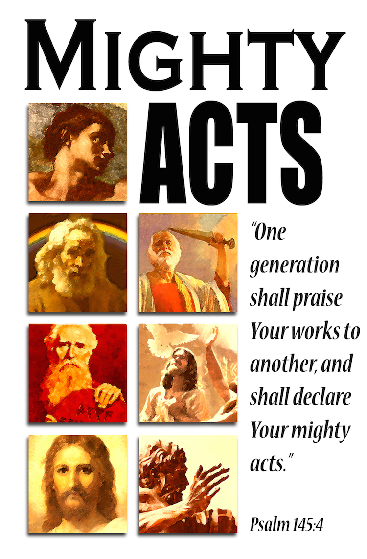 Mighty Acts: Creation